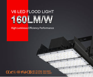 160lm / w LED Flood Light 200W Outdoor IP66 Waterproof For 500W Halogen Light Replacment