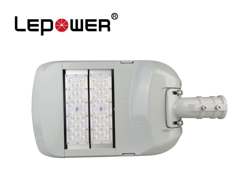 Customized LED street lighting  90W High Power LED Bridgelux Chip 4000K for 2 roads MOSO driver SKD available CB IP66